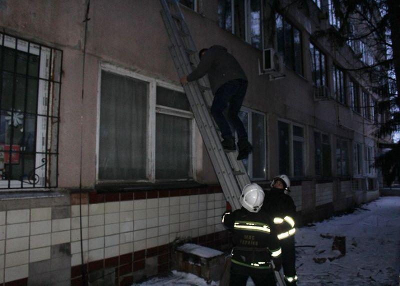 Через франківського пенсіонера, підняли на ноги місцевих рятувальників