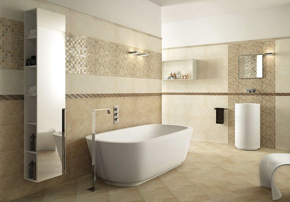 Плитка для ванной - какую выбрать?