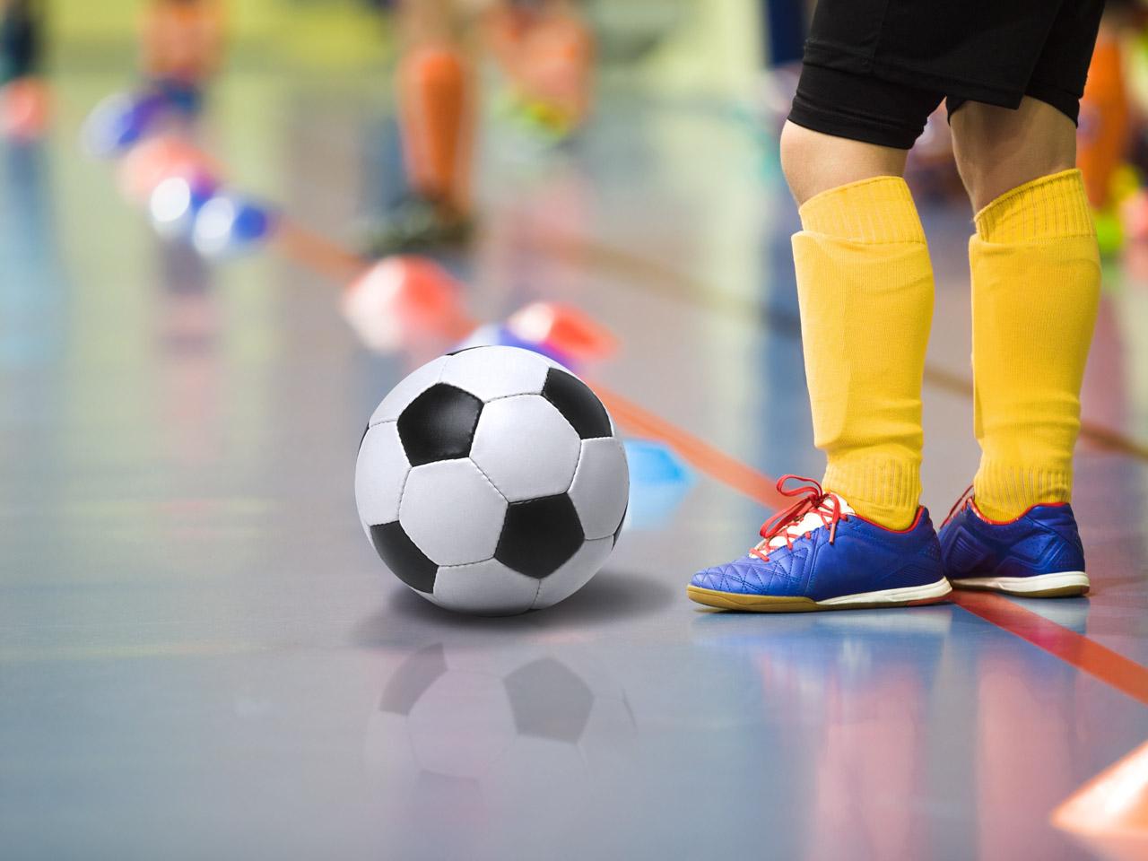 На шкільному турнірі з футзалу зустрілися найсильніші команди Івано-Франківська (відеосюжет)